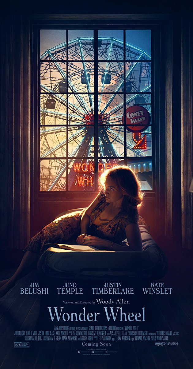 wonder wheel biograf poster