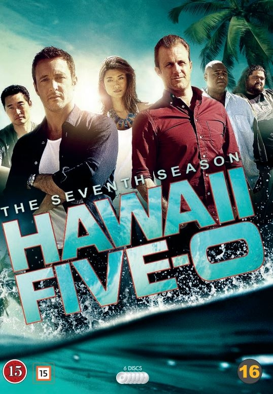 Hawaii Five-0 season 7 cover