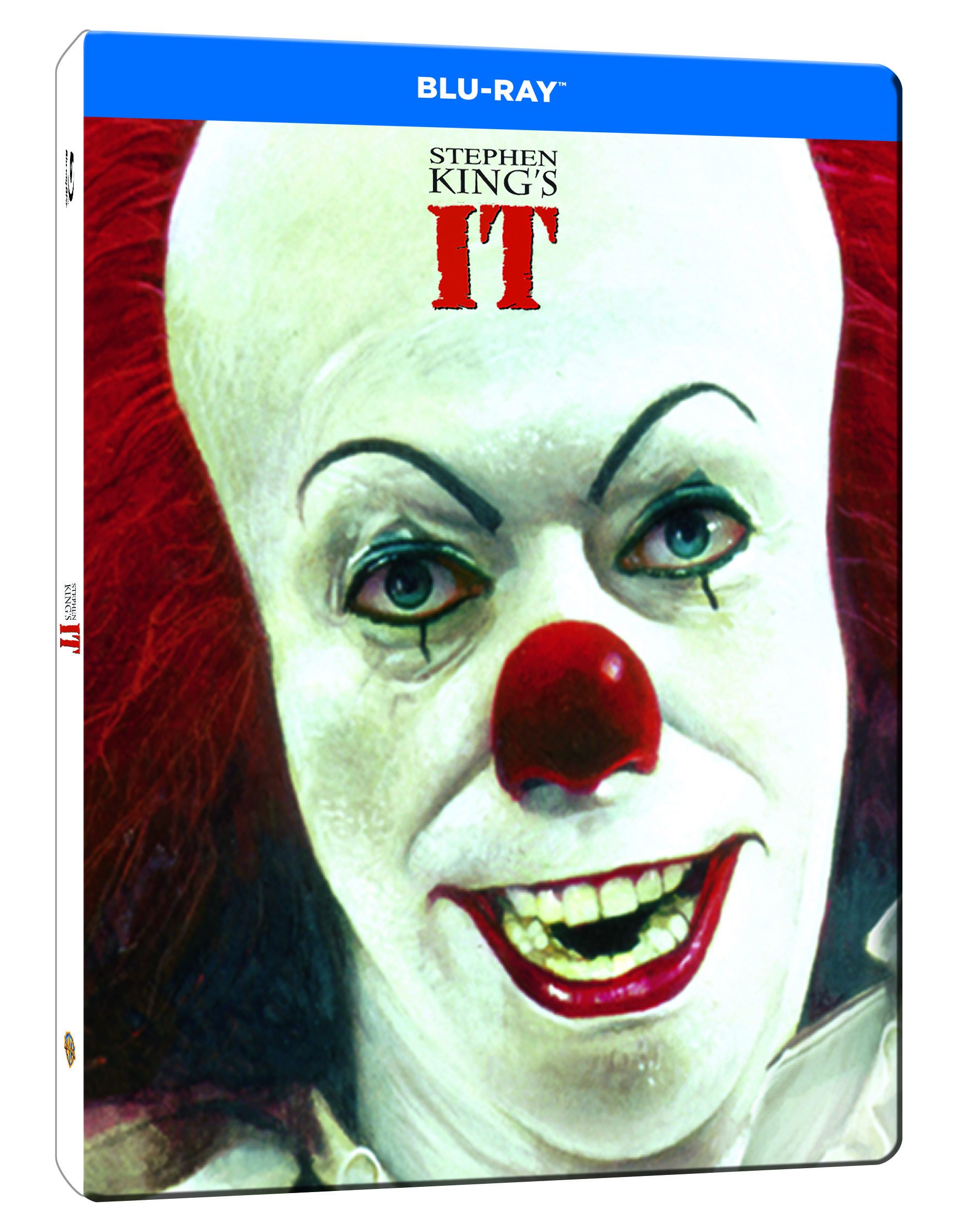 Stephen King IT 1990 BD Steelbook