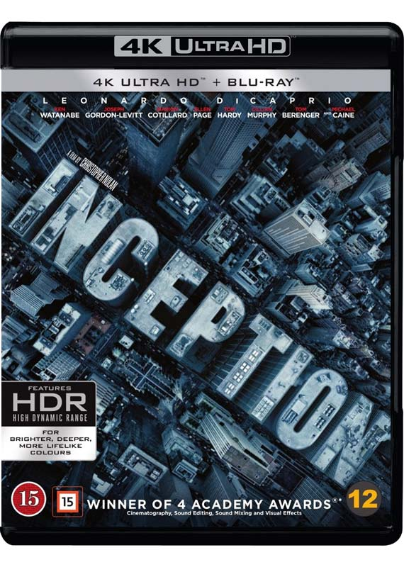 inception UHD cover