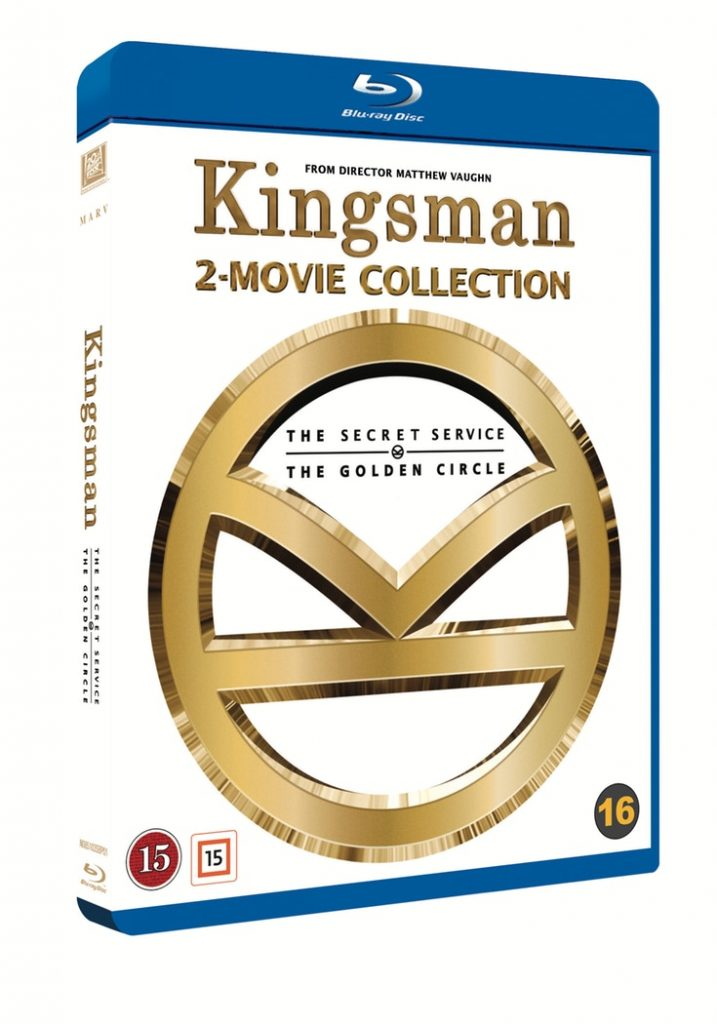 kingsman 2 movie collection cover