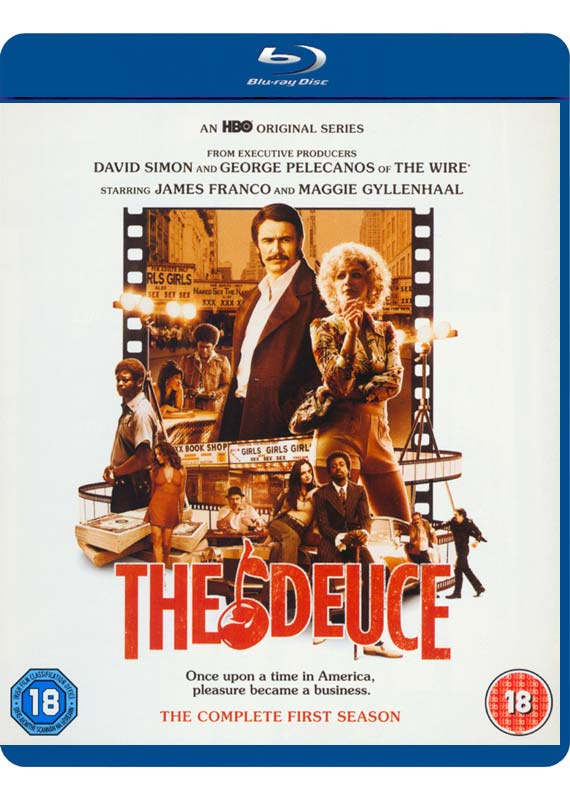 The Deuce blu-ray cover