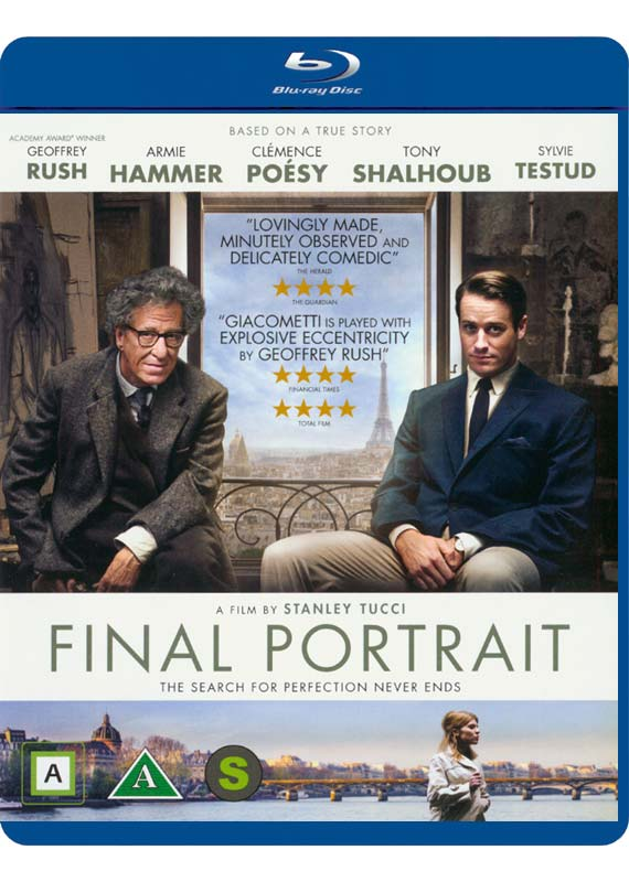 final portrait blu-ray cover