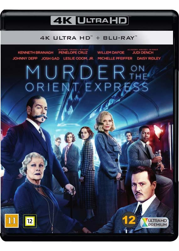 murder on the orient express blu-ray cover