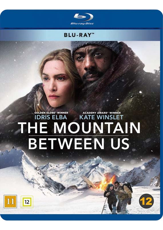 the mountain between us blu-ray cover