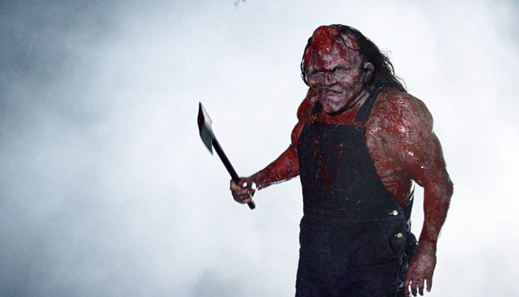 victor crowley blodig weekend