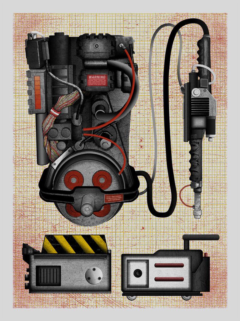 "Drew Brinkley of Monkey Ink Design ""Particle Accelerator"""