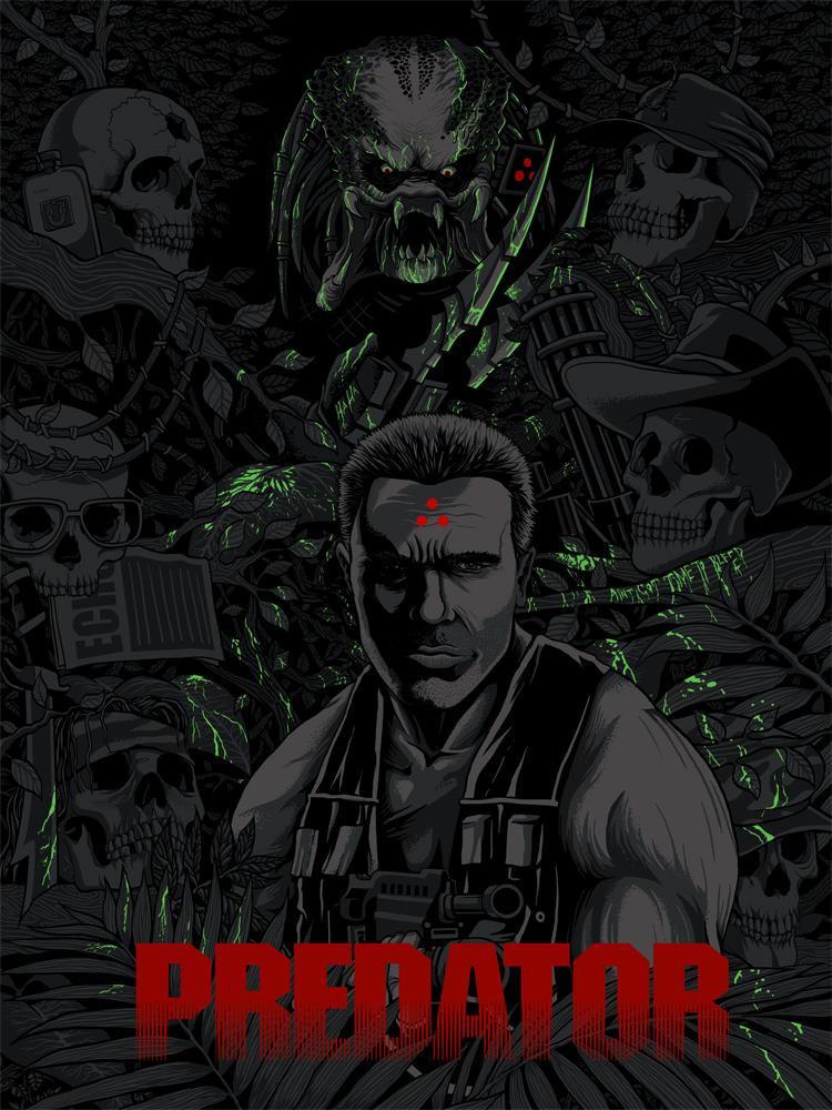 """Kevin Ang """"Predator"""""""