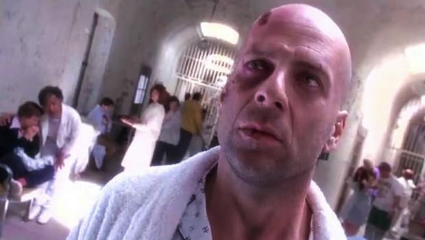 12 Monkeys Bruce Willis