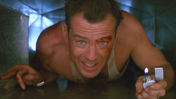 Die Hard Bruce Willis