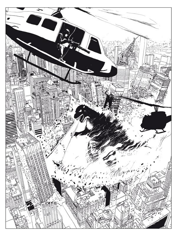 Raid71-Godzilla
