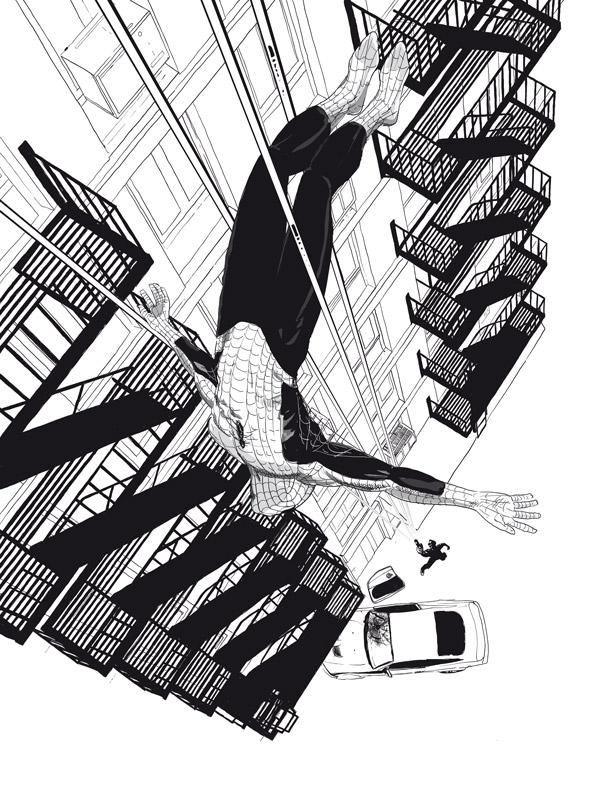 Raid71-Spiderman