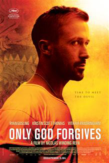 only god forgives poster