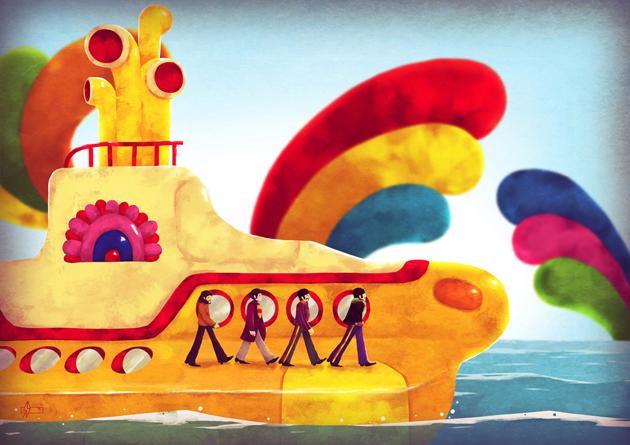 Andry-Rajoelina-Yellow-Submarine