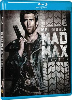 Mad Max collection cover