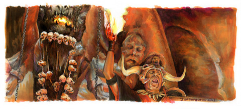 JIM_FERGUSON_Temple_Of_Doom_large