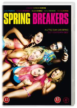 Spring Breakers cover