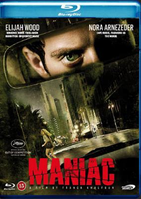 maniac cover