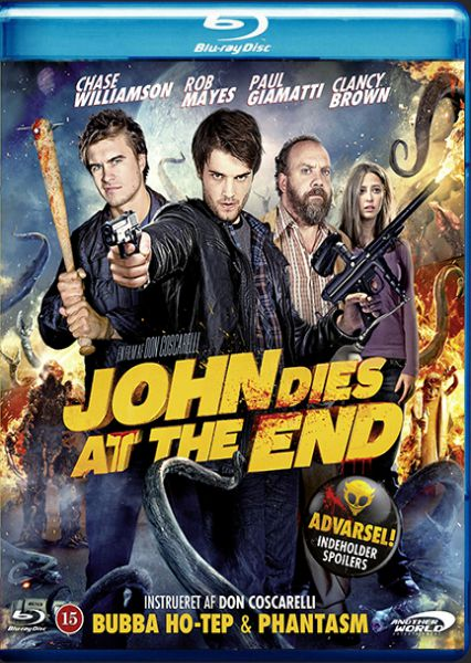 John Dies at the End cover