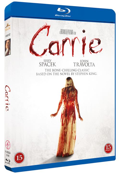 carrie 1976 original cover