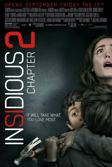 insidious 2 poster