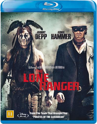 lone ranger cover