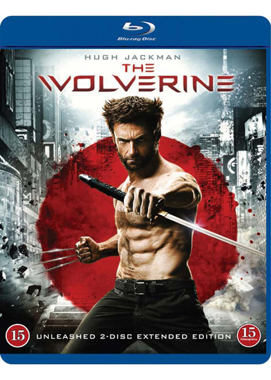 wolverine blu-ray cover