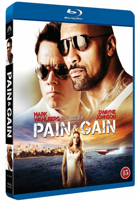 pain & Gain cover