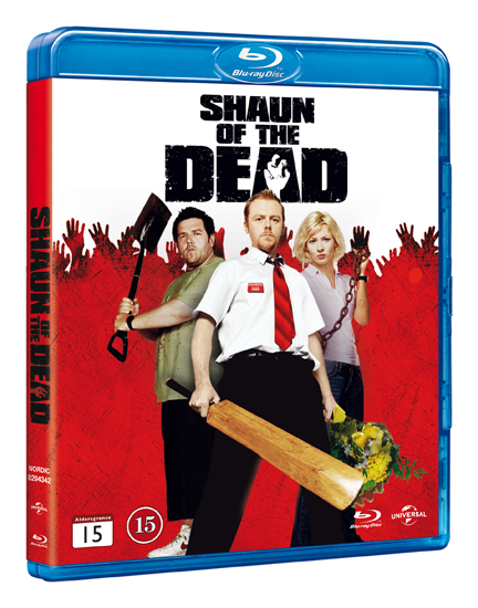 shaun of the dead cover