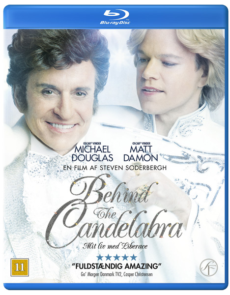 Behind the Candelabra cover
