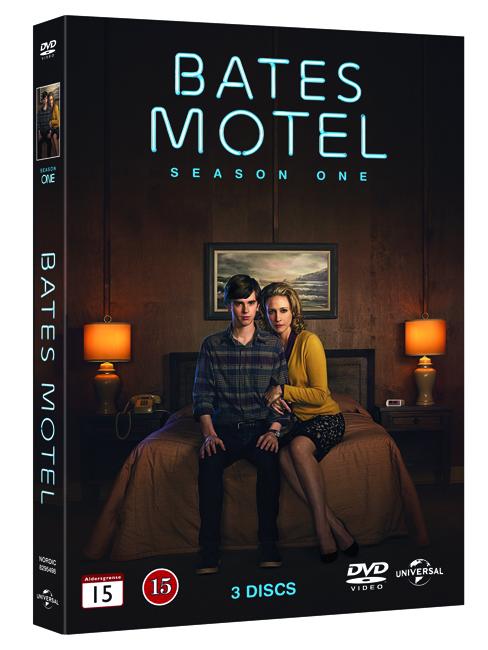 bates motel 1 cover