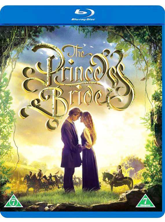 princess bride cover
