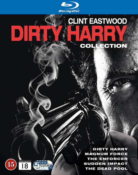dirty harry collection cover