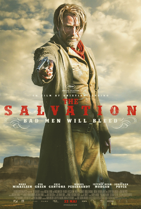 salvation poster
