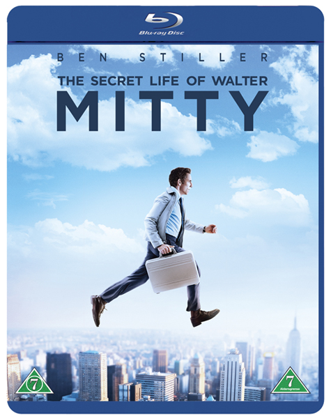 walter mitty cover