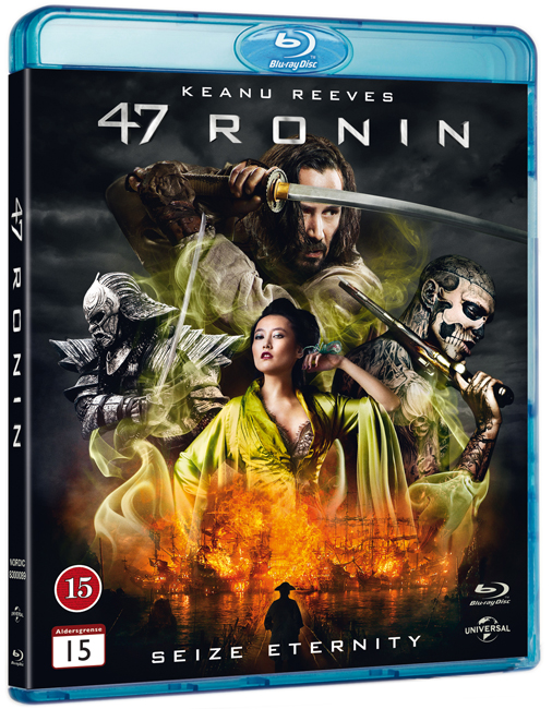 47 Ronin cover