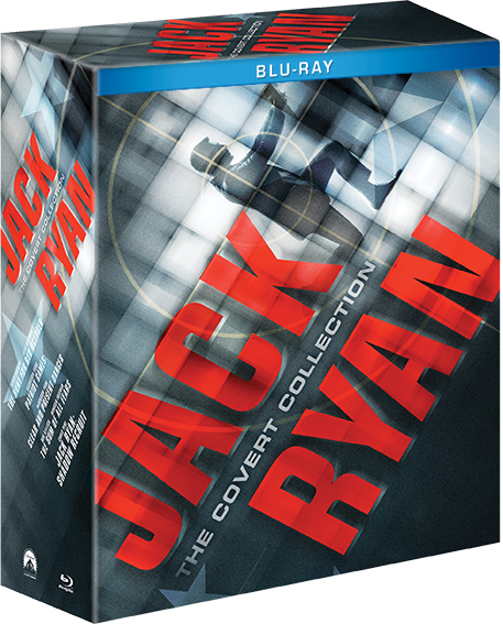 Jack Ryan collection cover