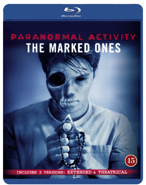 Paranormal Activity The Marked Ones cover