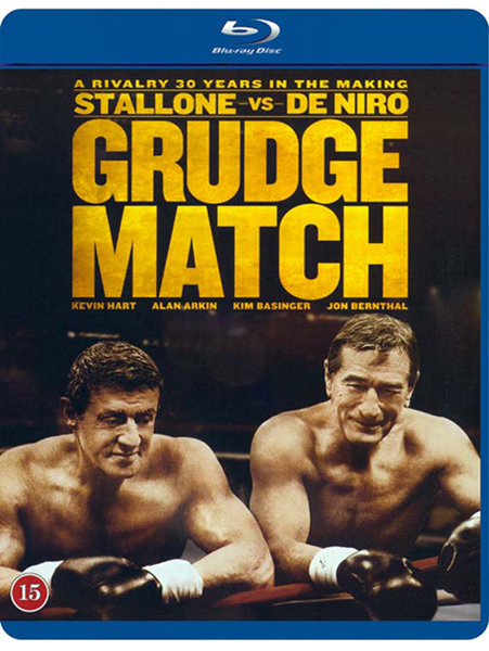 grudge match cover