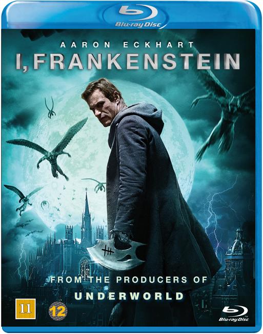 I Frankenstein cover