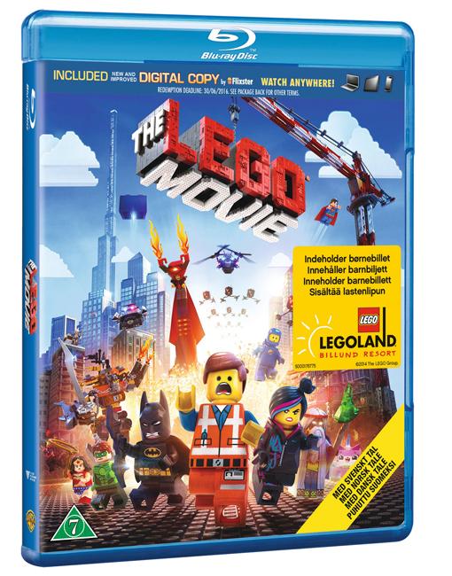 lego movie cover
