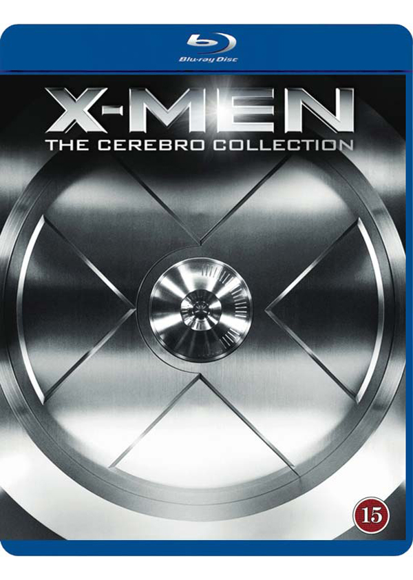 x-men cerebo collection