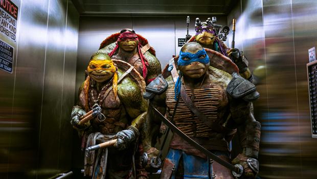 teenage mutant ninja turtles TMNT 04