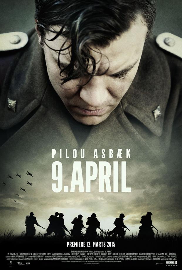 9 april poster