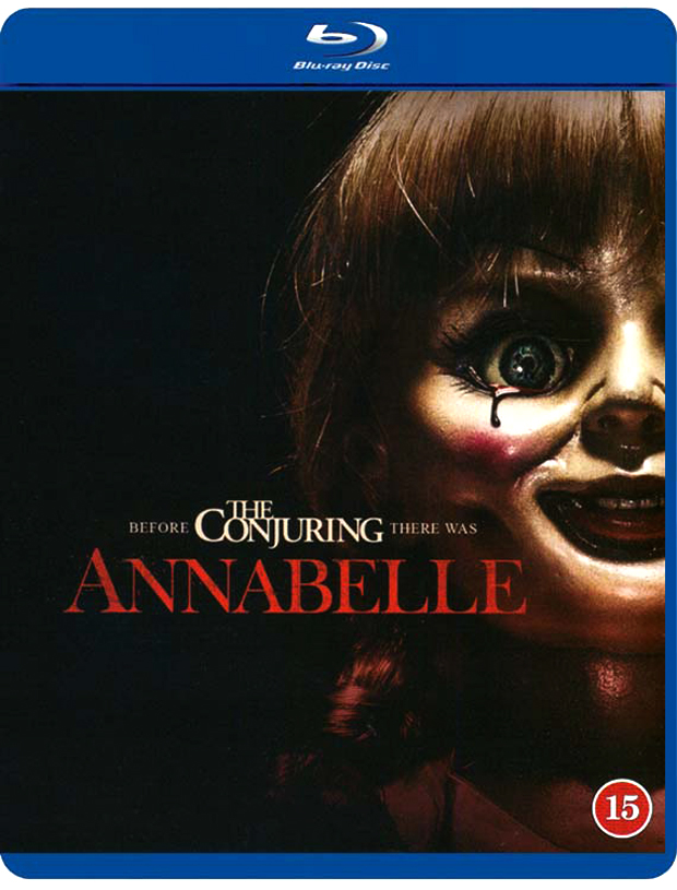 annabelle cover