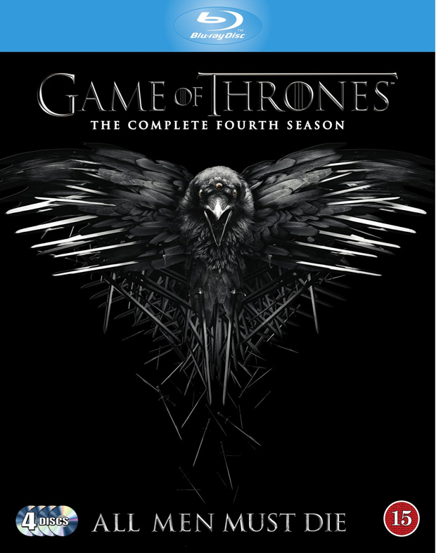 game of thrones 4 cover