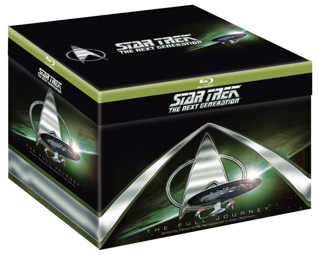 Star Trek next generation cover boks