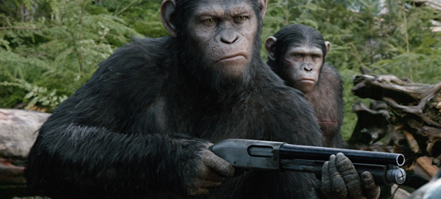 dawn of the planet of the apes bedste film 2014