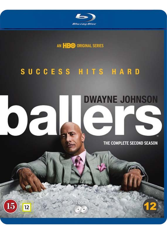 Ballers season 2 cover