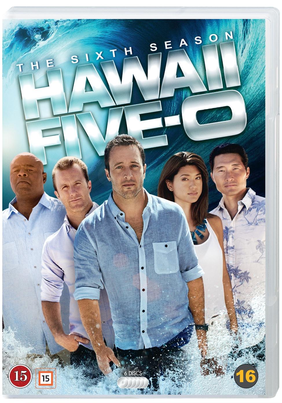 HAWAII FIVE-O season 6 cover